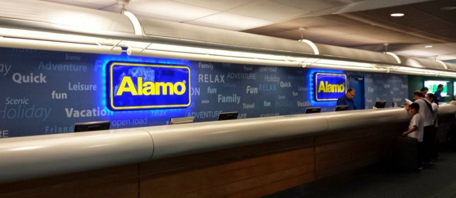Alamo Rent a Car Denver