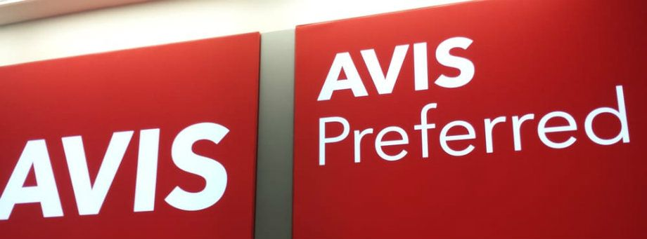 Avis Renta de autos Washington