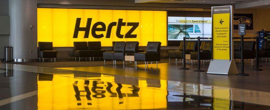 Alquiler de autos Hertz Orlando