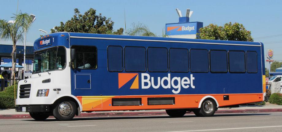 Budget Rent a Car USA