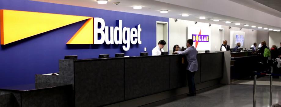 Budget Rent a Car Miami